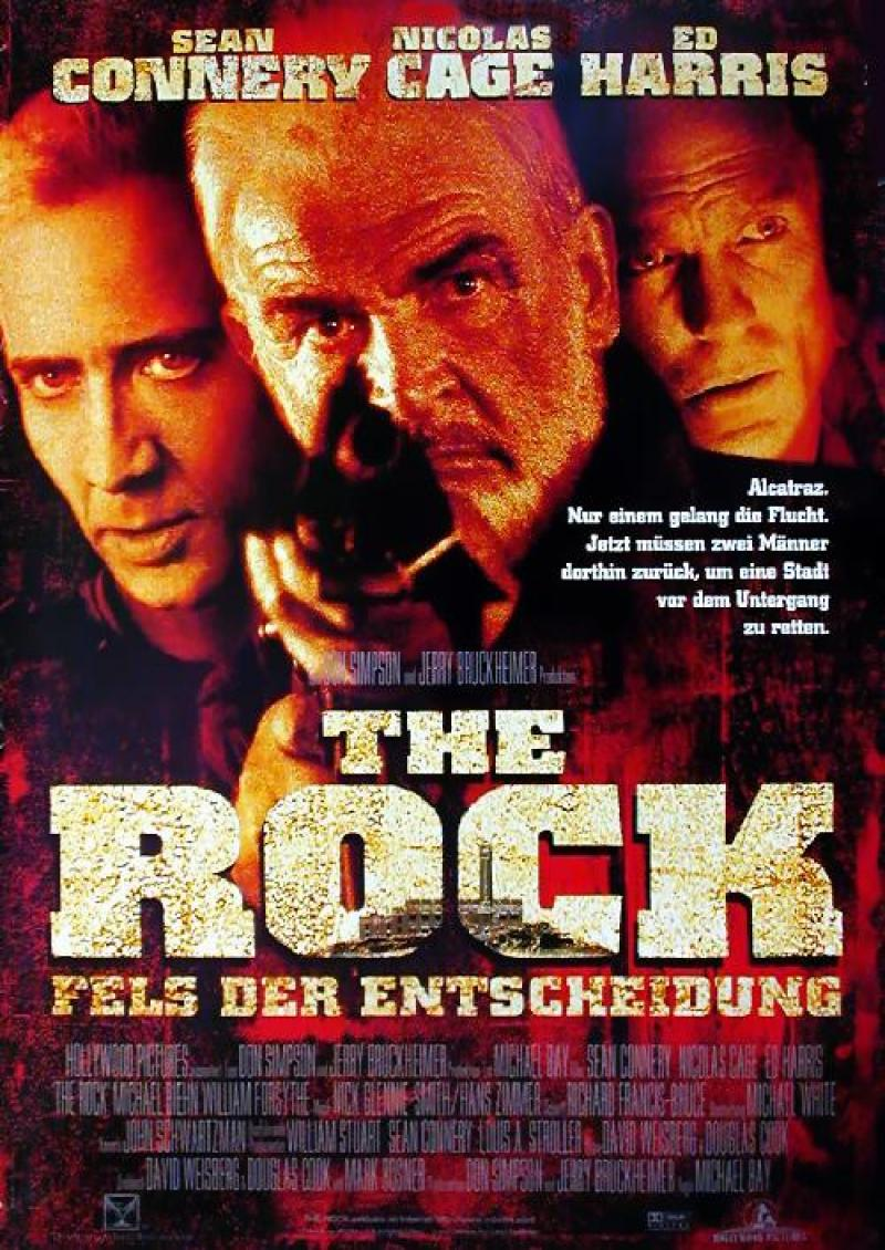 The Rock Movie Review  Common Sense Media