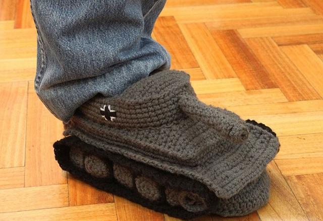 Panzer Socken Stricken Desleutelbenjezelf Blog