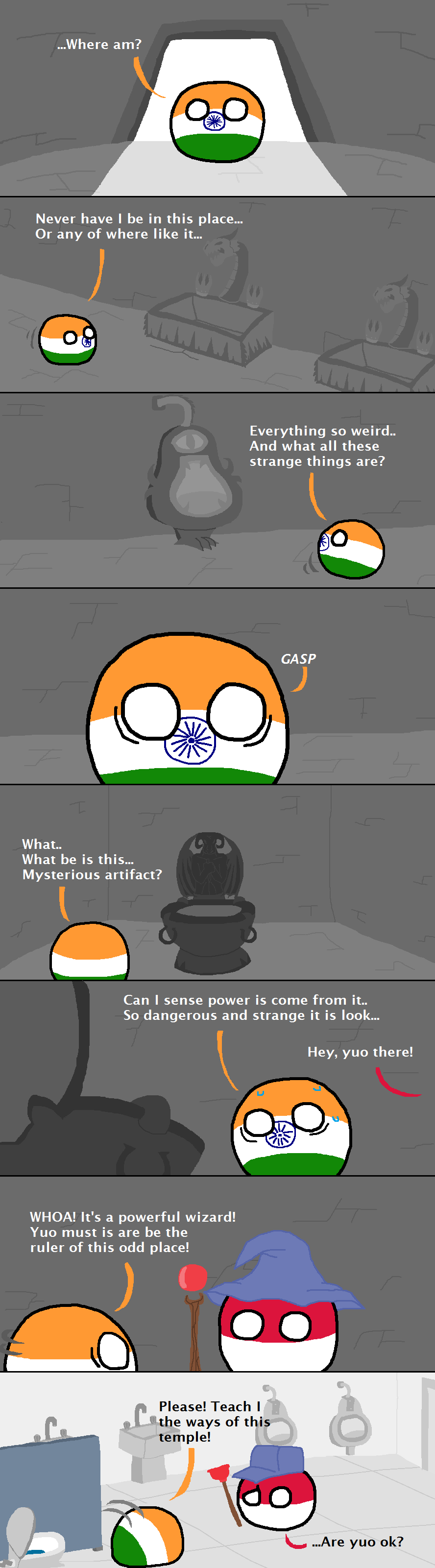 countryball countryballs designated shitting streets erwartet unerwartet Inder kacken überall Indiaball indien Indonesien polandball polen Pömpel Poo in the Loo Superpower by 2020 Toilette